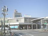画像:名鉄知立店の通勤ルーム写真