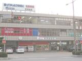 画像:名鉄東岡崎駅店の通勤ルーム写真