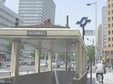 画像:広瀬通店の通勤ルーム写真