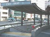 画像:久屋大通店の通勤ルーム写真