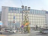 画像:名鉄一宮店の通勤ルーム写真