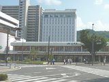 画像:大津店の通勤ルーム写真