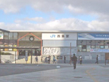 画像:西條店の通勤ルーム写真