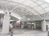 画像:新越谷店の通勤ルーム写真