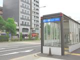 画像:新栄町店の通勤ルーム写真