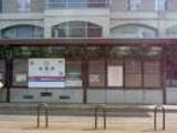 画像:水道町電停店の通勤ルーム写真
