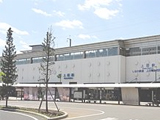 画像:上田店の通勤ルーム写真