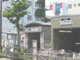 画像:地下鉄赤塚店の通勤ルーム写真
