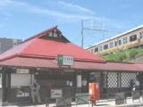 画像:日野店の通勤ルーム写真