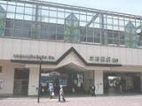画像:中村橋店の通勤ルーム写真
