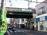 画像:六郷土手店の通勤ルーム写真