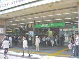 画像:新宿南口店の通勤ルーム写真