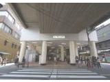 画像:都立大学店の通勤ルーム写真