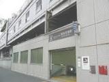 画像:築地市場店の通勤ルーム写真